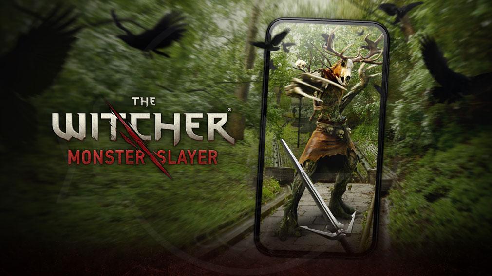 ウィッチャー モンスタースレイヤー(The Witcher Monster Slayer) キービジュアル