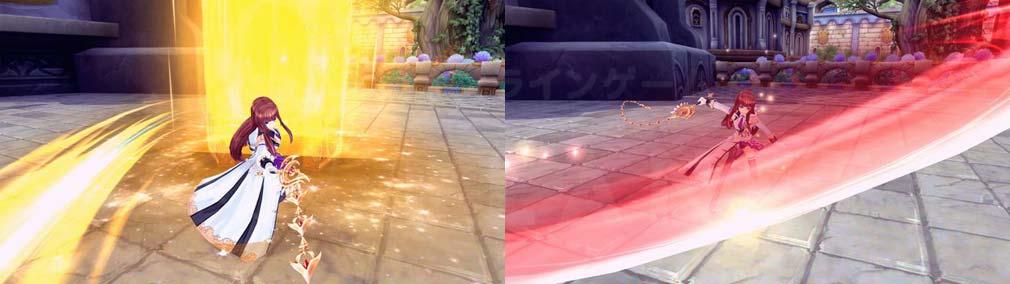 幻想神域Another Fate 新武器『ウィップ』スクリーンショット