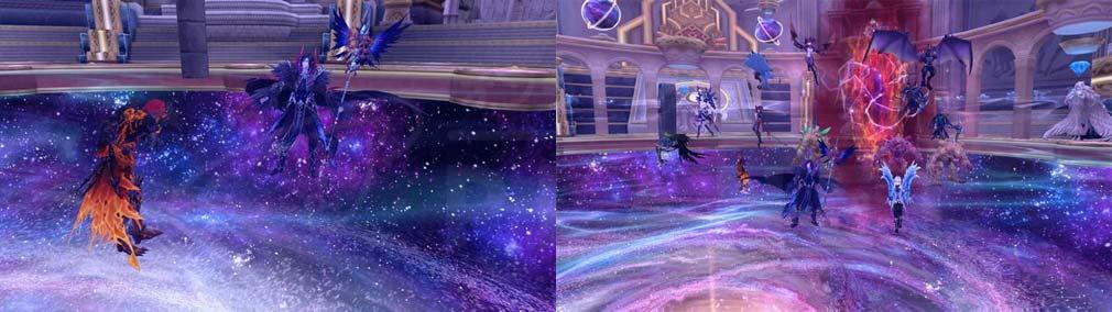 幻想神域Another Fate 邪神シャルナスが天界を侵攻した知られざる戦いの物語スクリーンショット