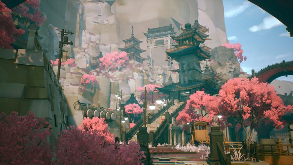 黄昏ニ眠ル街 タソガレニネムルマチ(タソマチ) 美しくも不思議な東洋の街スクリーンショット