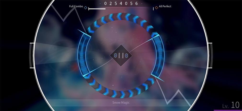 Rotaeno(ロテーノ) 遊び方スクリーンショット