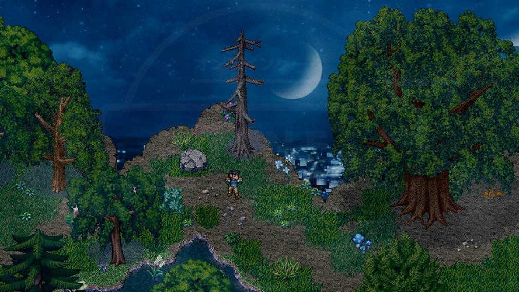 Finding Paradise 前作『To The Moon』と異なる醍醐味が体験ができるスクリーンショット