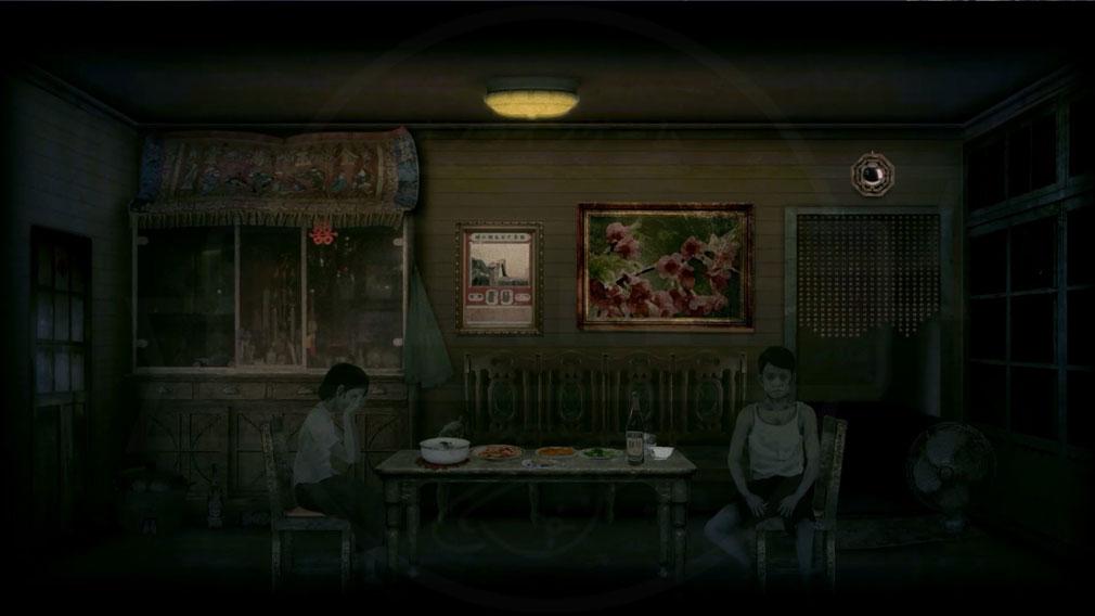 返校 Detention 仄暗さがじっとりと描かれたスクリーンショット