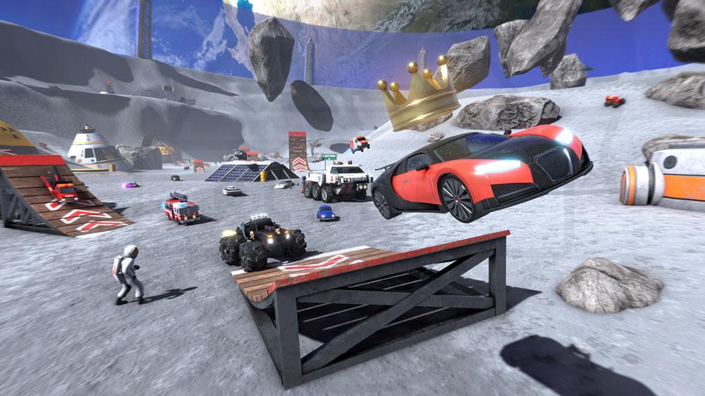 クラッシュドライブ3 レーススクリーンショット
