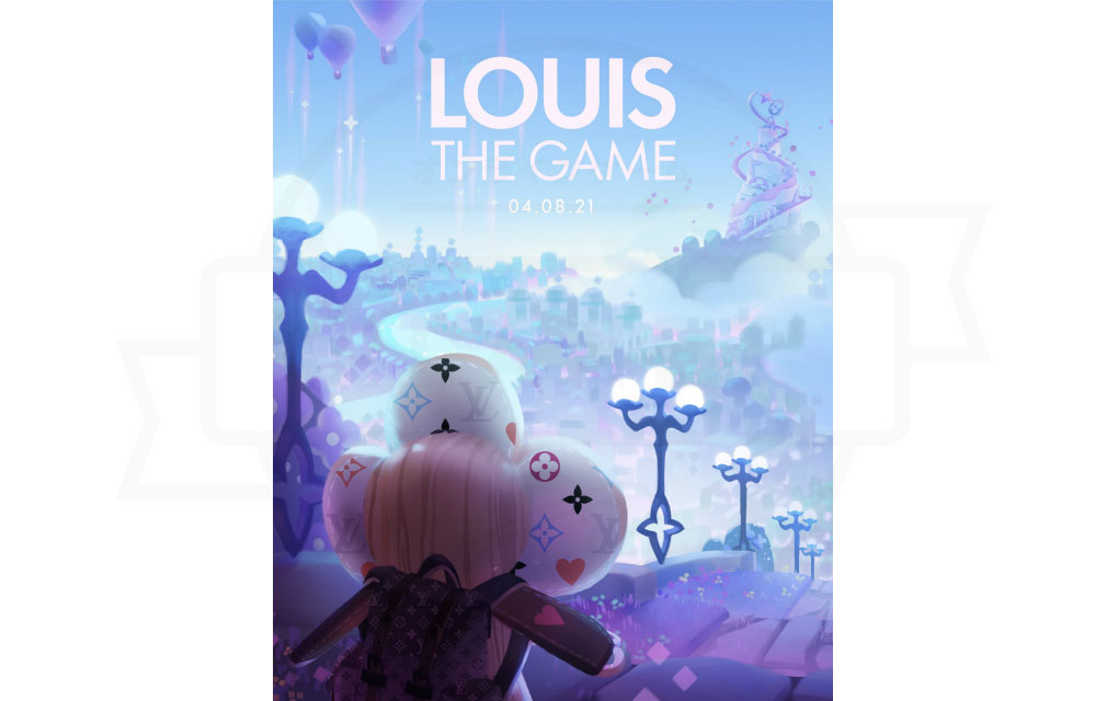 LOUIS THE GAME キービジュアル