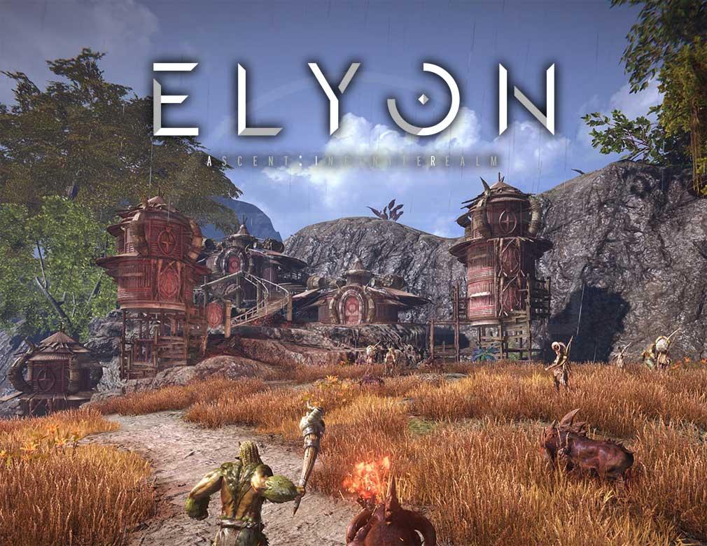 ELYON(エリオン) キービジュアル