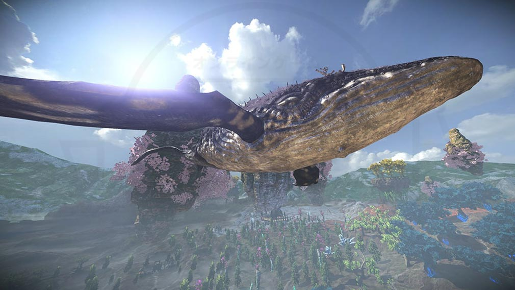 ELYON(エリオン) クジラが空を飛ぶスクリーンショット