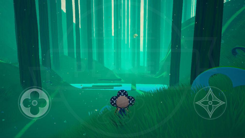 LOUIS THE GAME 旅の真髄(こころ)にインスパイアされた世界スクリーンショット