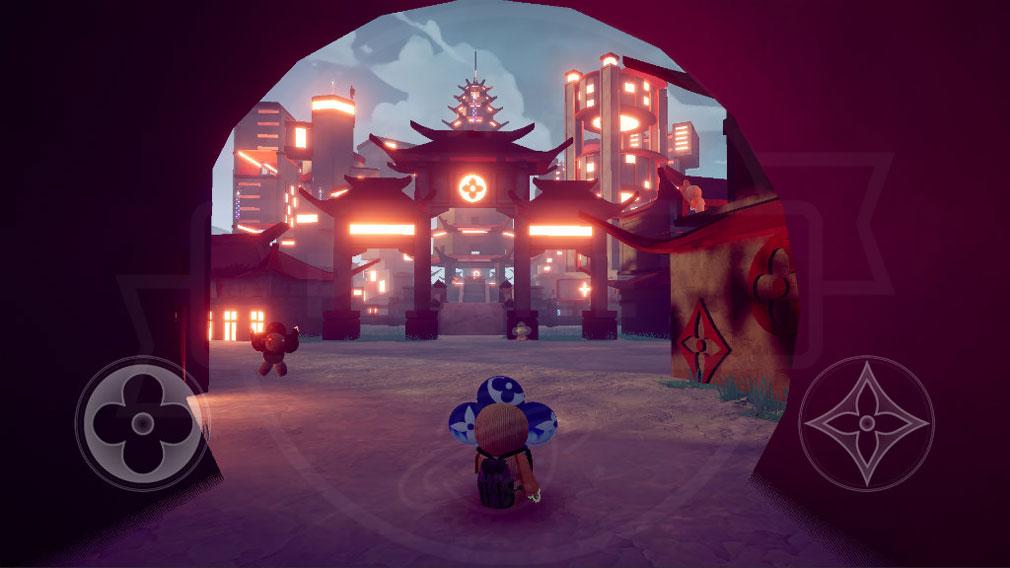 LOUIS THE GAME ヴィトンの世界を探索するスクリーンショット