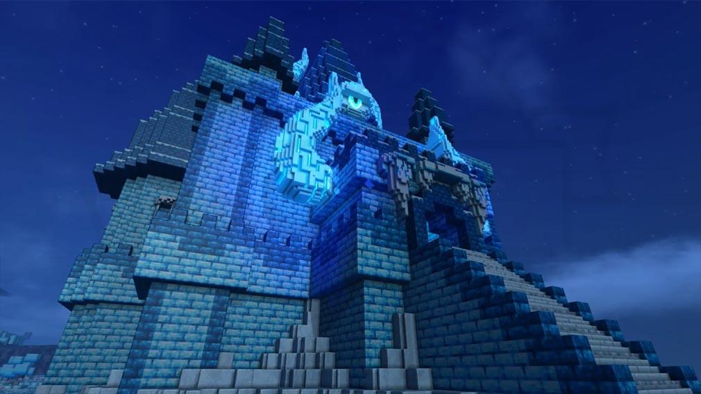 テラビット 広大な世界を8ビット女神に導かれながら魔王の討伐を目指すスクリーンショット