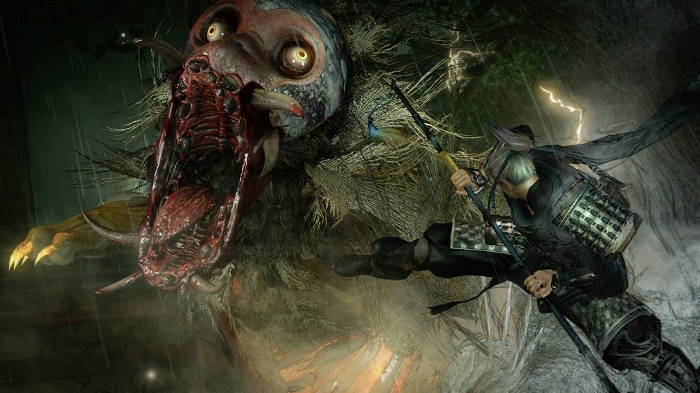 仁王 Complete Edition 『戦国死にゲー』と呼ぶにふさわしいハクスラアクションスクリーンショット