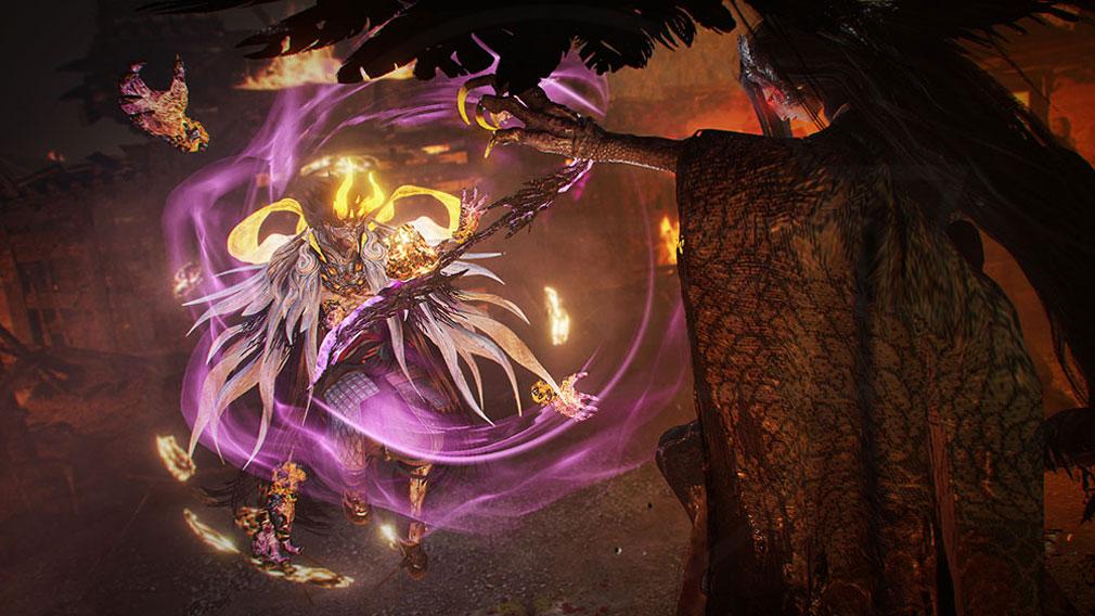 仁王2 Complete Edition 『幻』の守護霊を宿した者が使える特技スクリーンショット