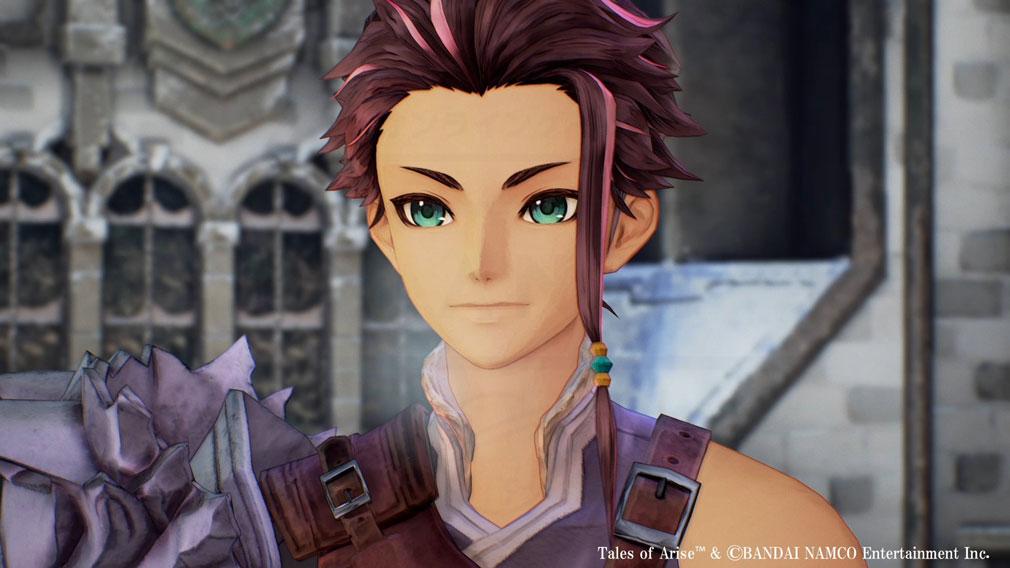 Tales of ARISE(テイルズ オブ アライズ) 同胞を裏切り、レナの手先となった少年キャラクター『ロウ』スクリーンショット