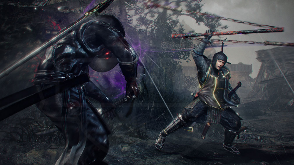 仁王2 Complete Edition 様々な武器で戦うスクリーンショット