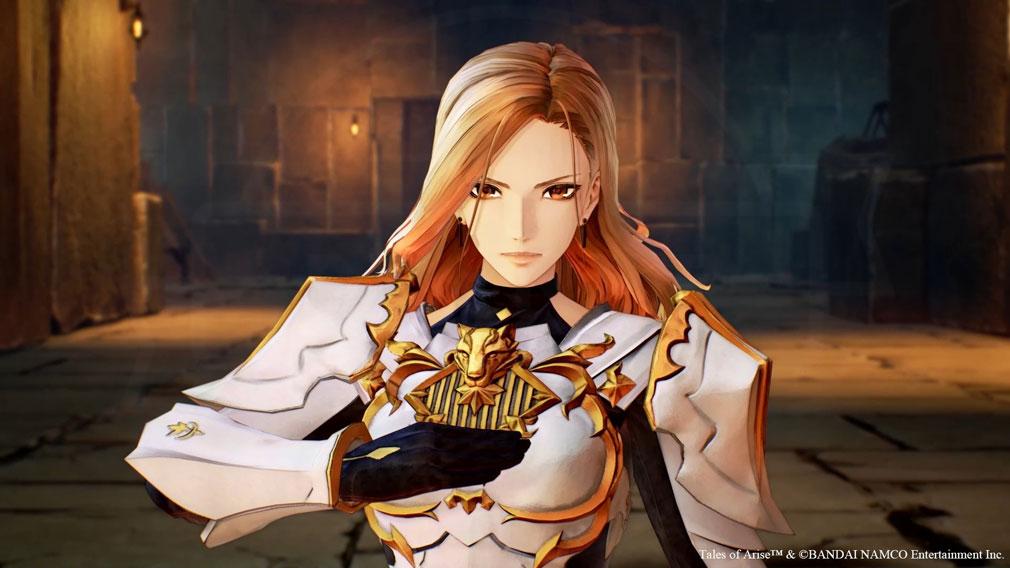 Tales of ARISE(テイルズ オブ アライズ) キャラクター『キサラ』スクリーンショット
