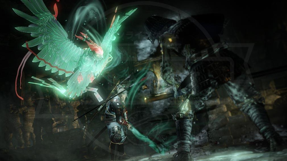 仁王 Complete Edition 『守護霊』と戦うスクリーンショット