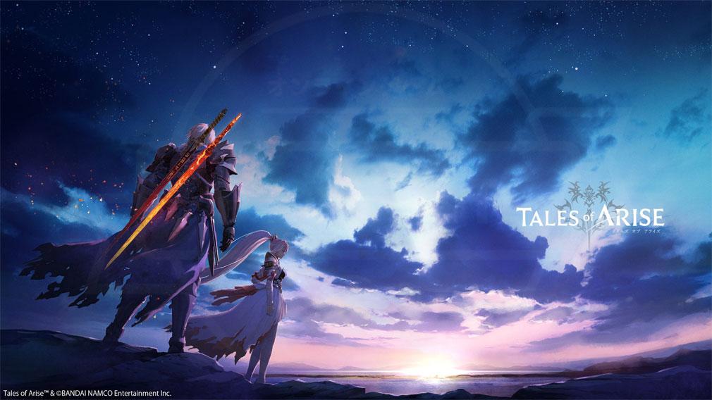 Tales of ARISE(テイルズ オブ アライズ) ストーリー紹介イメージ