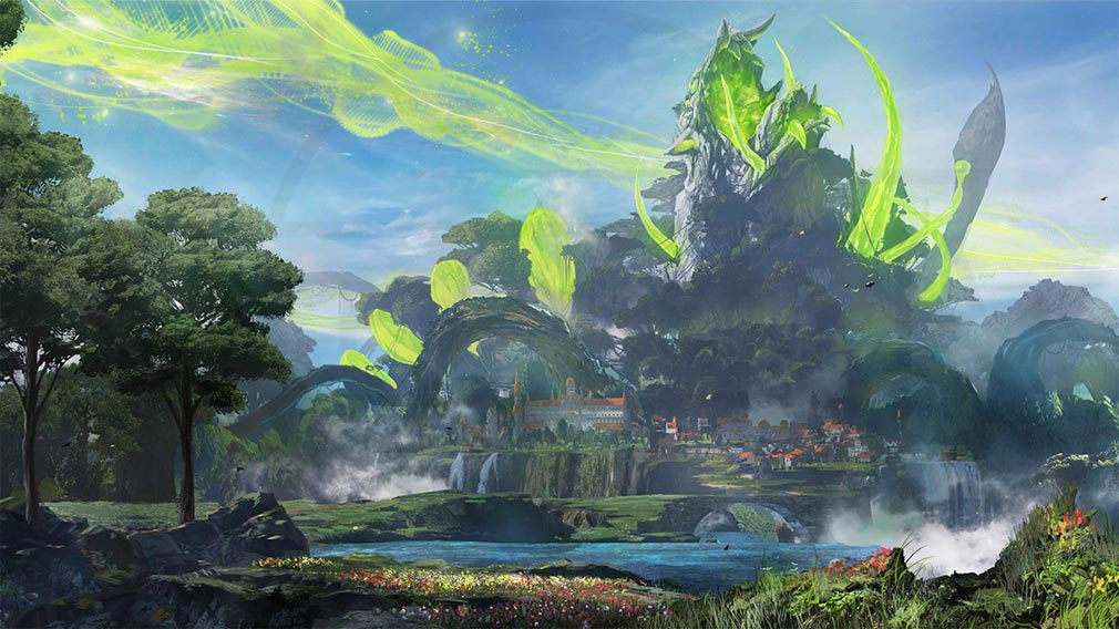 テイルズ オブ ルミナリア(Tales of Luminaria) 世界観紹介イメージ