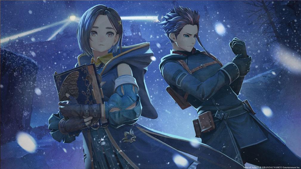 Tales of ARISE(テイルズ オブ アライズ) リンウェルとロウと出会うエリア『シスロディア』スクリーンショット