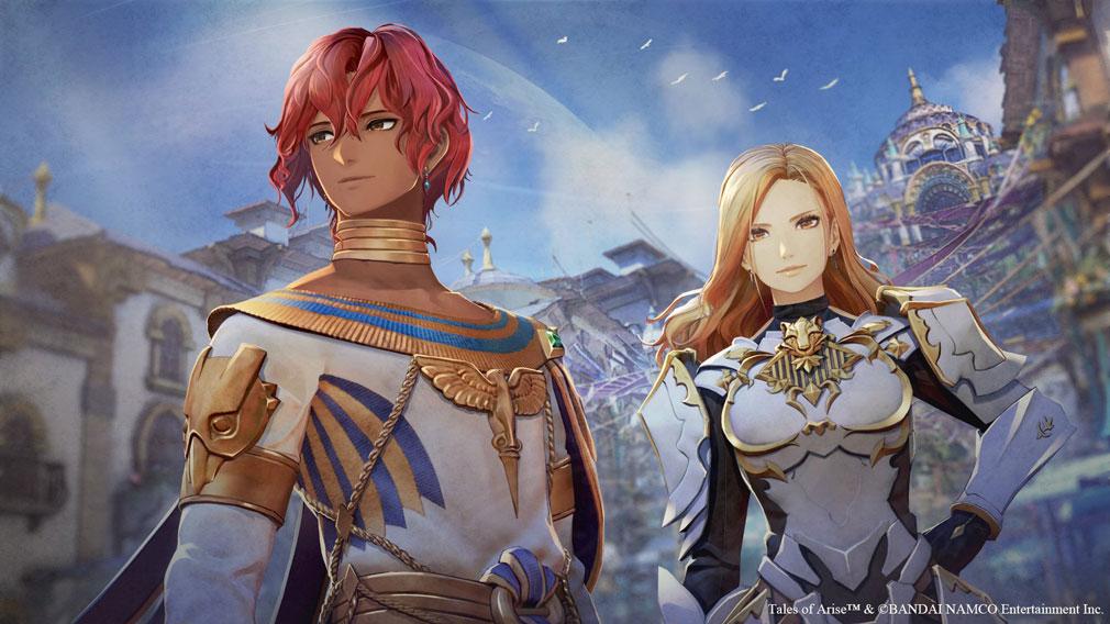 Tales of ARISE(テイルズ オブ アライズ) キサラとテュオハリムとエリア『エリデ・メナンシア』スクリーンショット