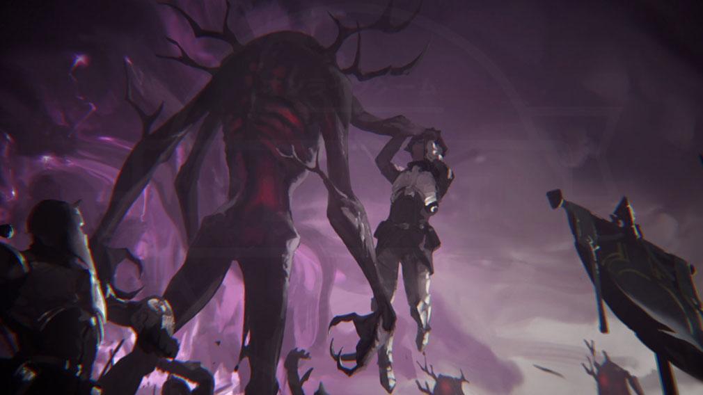 シンクロニクル 『黒の軍勢』紹介イメージ