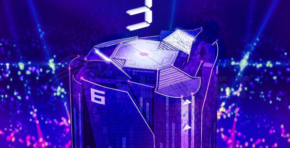 TRIBE NINE (トライブナイン) 『エクストリームベースボール(XB)』を楽しめるネオトーキョー紹介イメージ