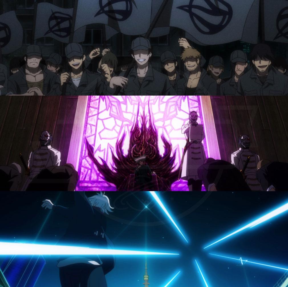 TRIBE NINE (トライブナイン) TVアニメ世界観紹介イメージ