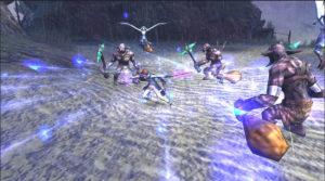RPGアヴァベルオンライン -絆の塔- スキルエモーション演出3