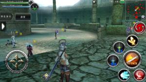 RPGアヴァベルオンライン -絆の塔- 闘技場