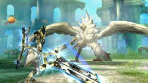 RPGアヴァベルオンライン -絆の塔- 強力なボスとの対決