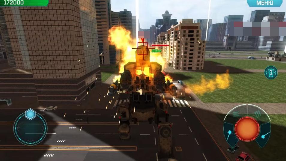 War Robots(WR) 特殊アビリティー:シールド