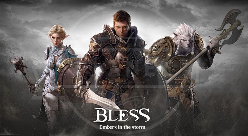 ロストキングダム(ロスキン) BLESS