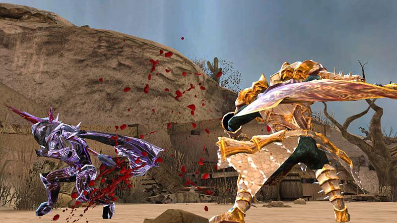 ロストキングダム(ロスキン) 多彩な対人戦