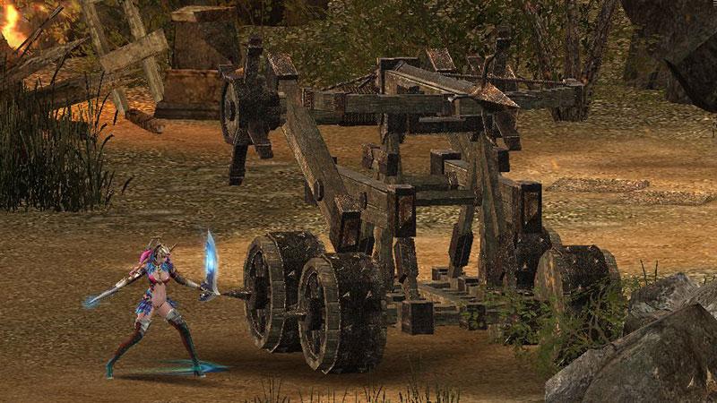 ロストキングダム(ロスキン) 開発中の新モード1