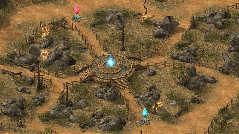 ロストキングダム(ロスキン)開発中の新モード1
